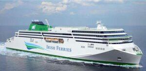 Irish Ferries den Neubau W. B. YEATS
