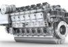 Der neue Der MAN 45/60CR –Motor. ©MAN ES,