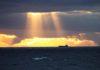Dunkle Wolken über Schifffahrt? ©Pospiech