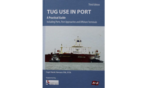 Buchcover Tug Use in Port. © Verlag