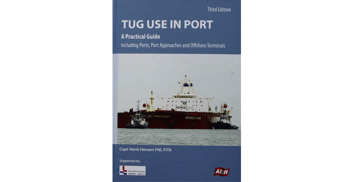 Buchcover Tug Use in Port. © Verlag
