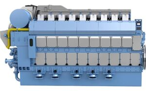 The new B33:45 gas engine