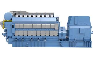 The new B33:45 gas engine.