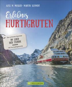 Buchcover Erlebnis Hurtigruten. © Verlag
