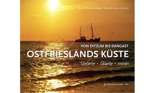 Buchcover Ostfrieslands Küste