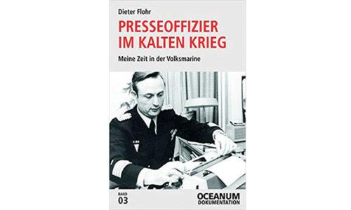 Buchcover Presseoffizier im Kalten Krieg