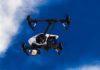 Dronen kontrollieren den Luftraum über dem Port of Amsterdam