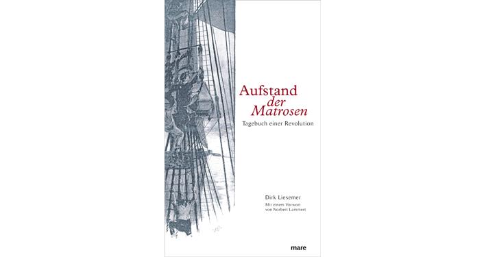 Cover Aufstand der Matrosen. © Verlag