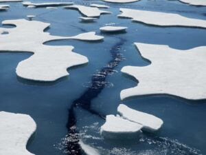 Ice is melting faster than expected