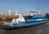 NORDENHAM läuft in Bremerhaven ein