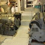 Zwei Saugmotoren F6L913 sorgen für den Bordstrom