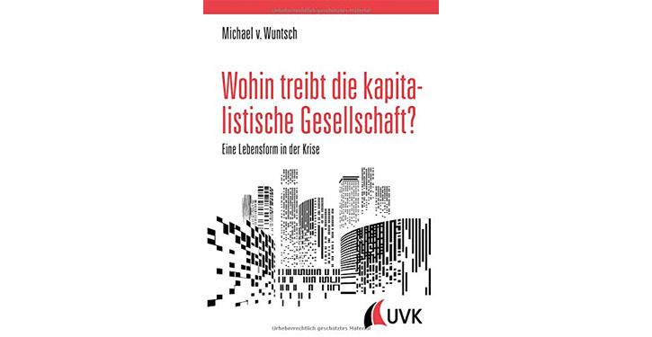 """Cover """"Wohin treibt die kapitalistische Gesellschaft"""""""