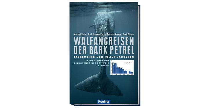 Buchcover Walfangreise. © Verlag