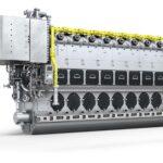 MAN 51/60DF-Motor