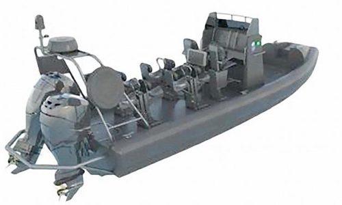 Die Hamburger Polizei erhält ein neues schnelles Einsatzboot