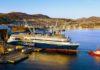COLOR HYBRID während des Bau in der Ulstein Werft ©Color Line