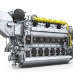MAN 6L35/44DF-Motor