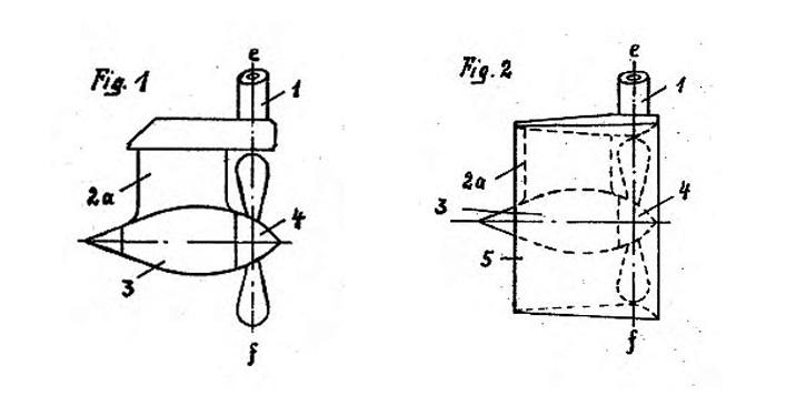 Patentzeichnungen des DBP 1025293