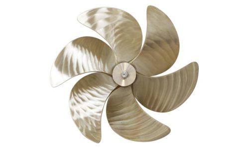 Beispiel eines Standard C-Foil Propellers