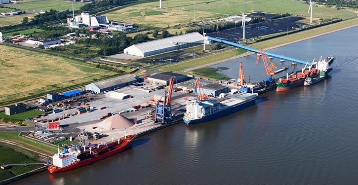 Brunsbüttel Ports