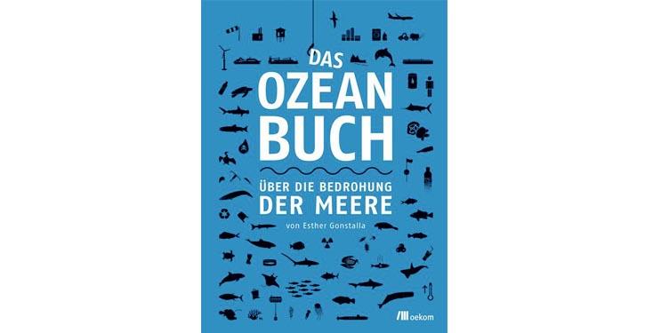 Buchcover Das Ozean Buch