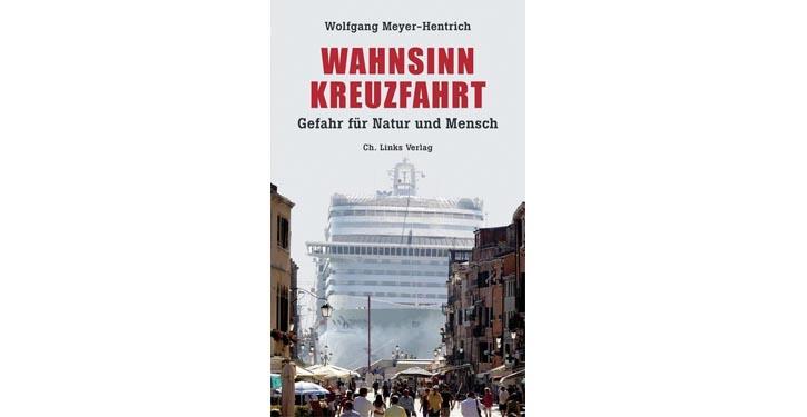 Buchcover Wahnsinn Kreuzfahrt