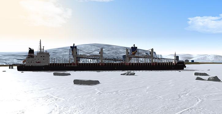 Mit NAUTITEC sicher in polaren Gewässern