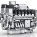 Tier III-konforme 12V175D-MM-Motor von MAN