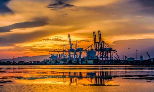 Hafen von Djibouti