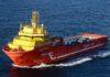 Versorgungsschiff VIKING ENERGY