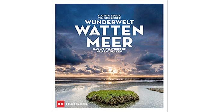 Buchcover Wunderwelt Wattenmeer