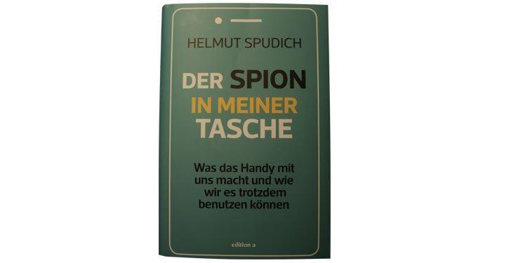 """Buchcover """"Der Spion in meiner Tasche"""""""
