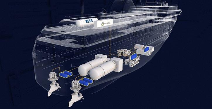 """Havyard will """"Linienschiffe"""" für die Reederei Hurtigruten entwickeln"""