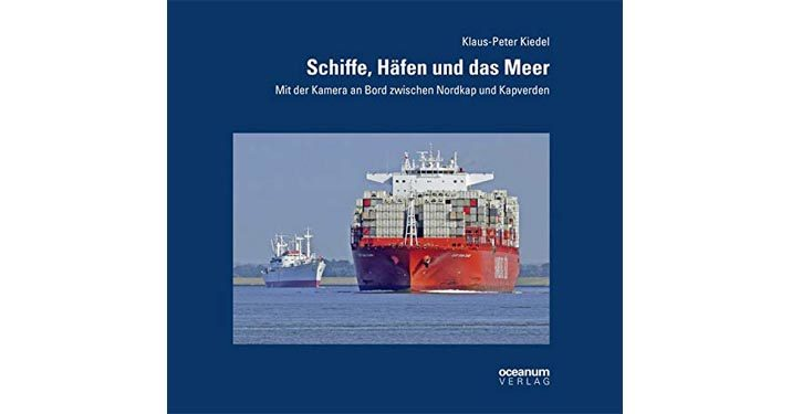 Buchcover Schiffe_Häfen und das Meer