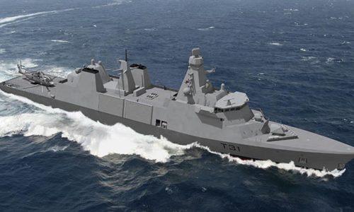 Kriegsschiff