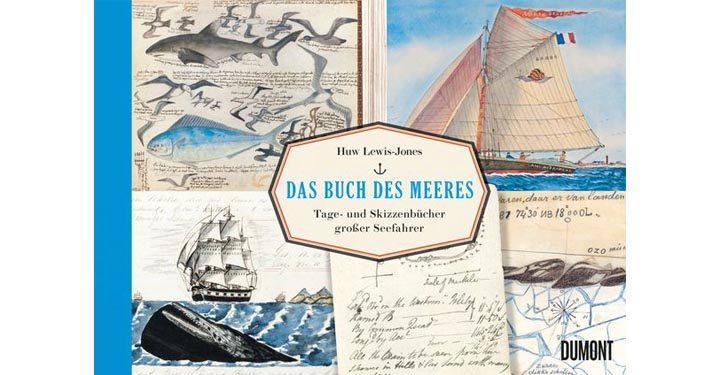 Buchcover 'Das Buch des Meeres'