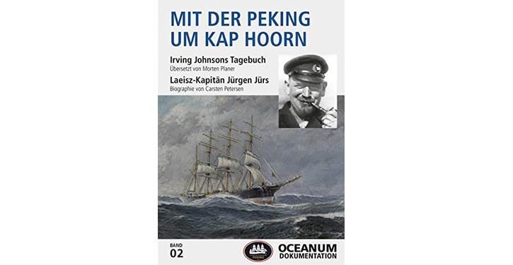 Buchcover Mit der Peking um Kap Horn