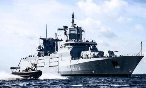 """Fregatten der """"Baden-Württemberg""""-Klasse (F125)"""