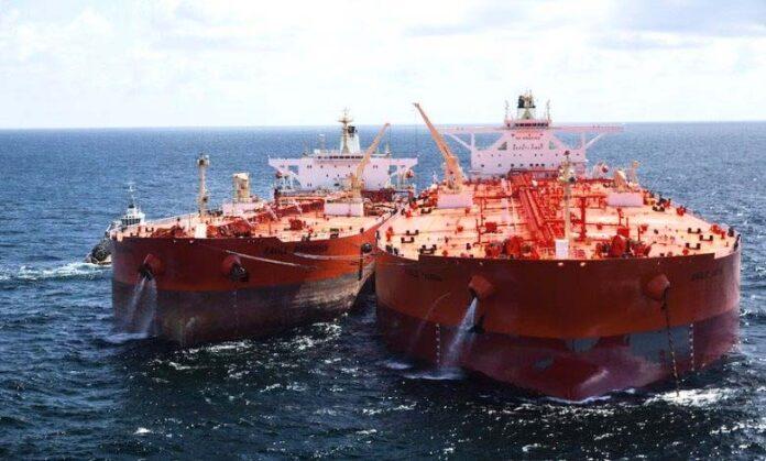 Ammoniak betriebene Aframax-Tanker von MISC