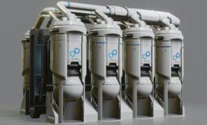 CORE POWER's Marine Schmelzsalzreaktoren